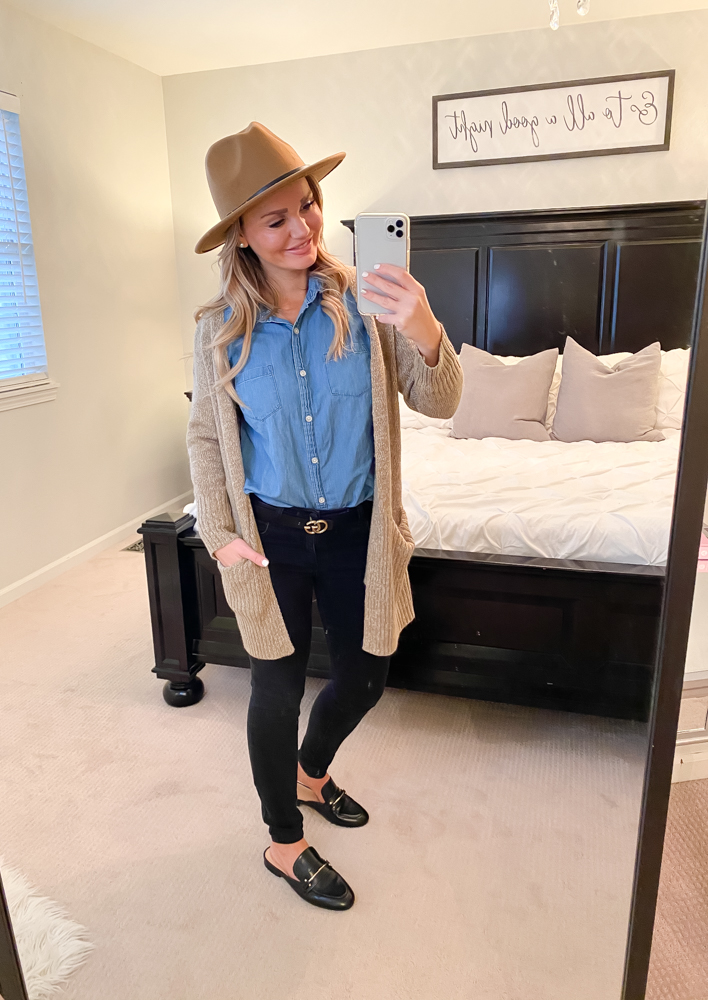 Amazon Fashion Finds | February - Fedora Hat