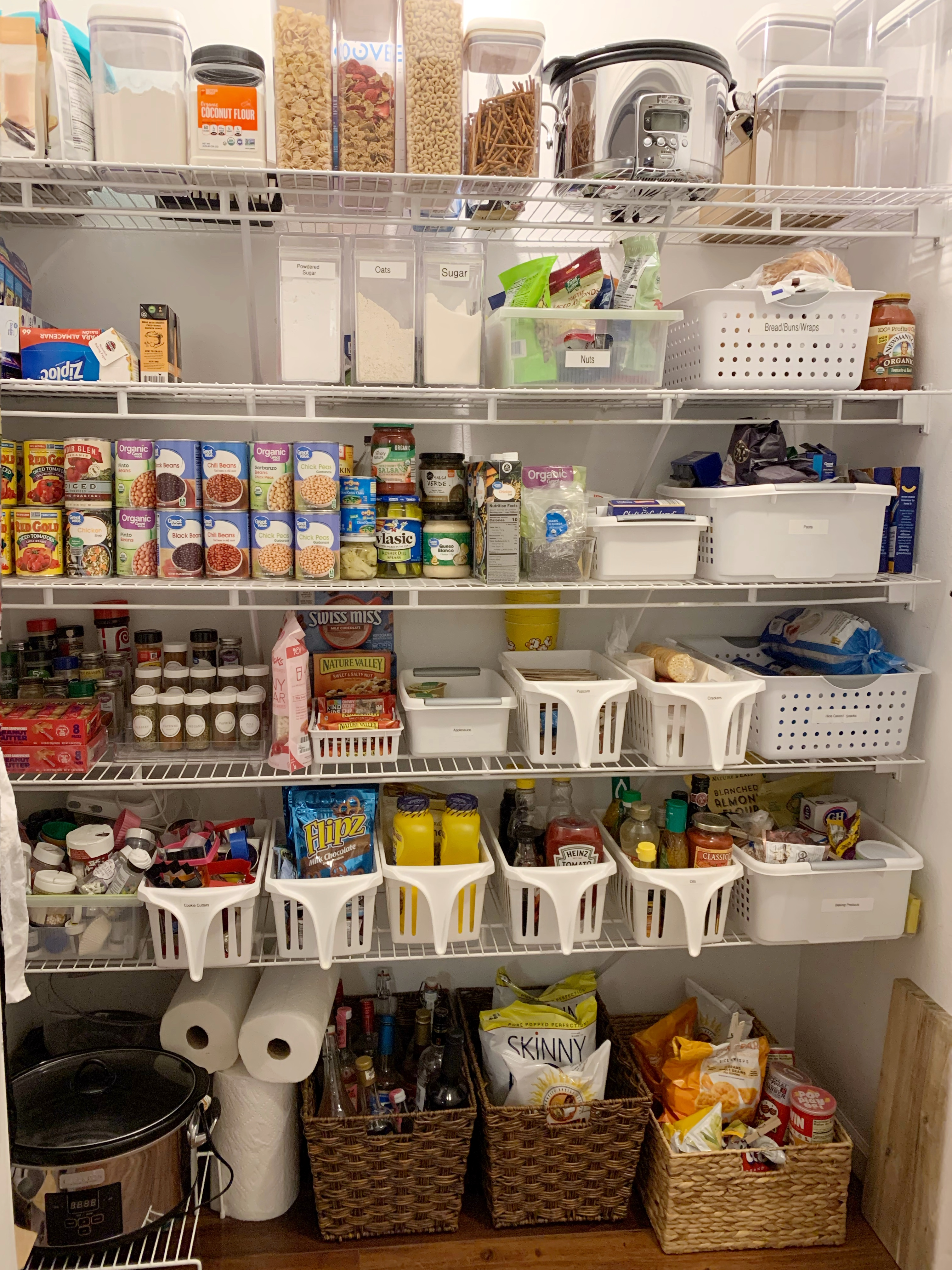 Organize your Pantry in 5 Easy Steps