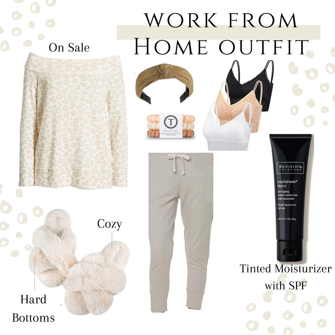 Work from Home and Stay at Home Outfits