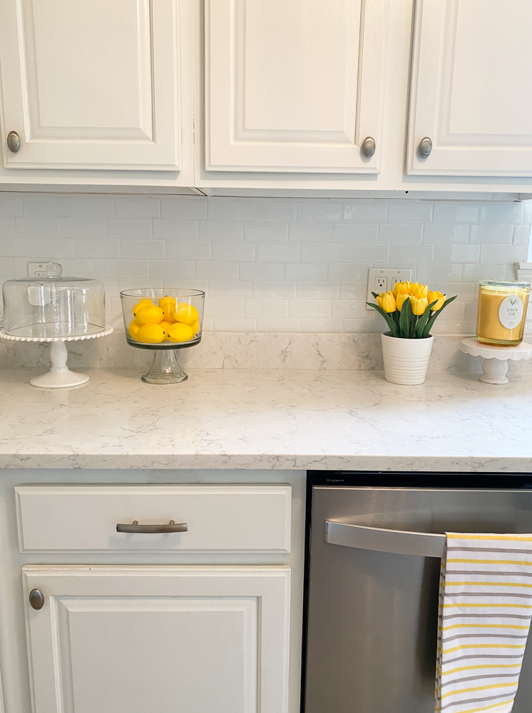 Summer Home Decor for the Kitchen