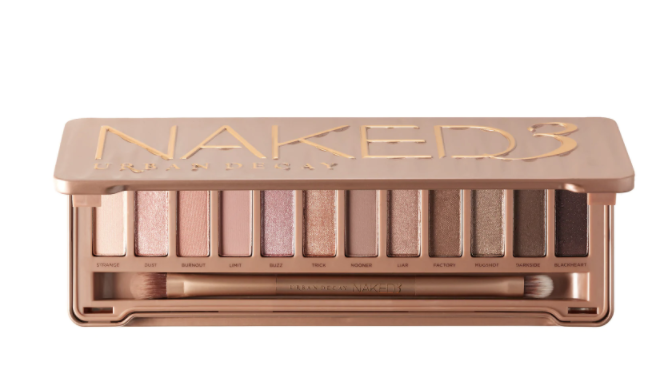Naked 3 Eyeshadow - My Picks for the Sephora Spring Savings. - A Cup Full of Sass