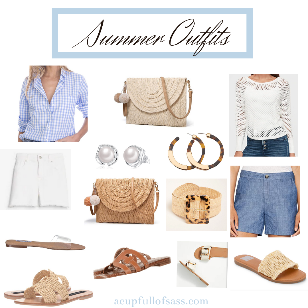 Summer Outfits for everyday.